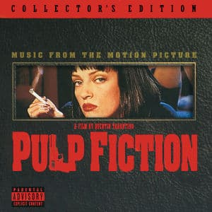 PULP FICTION(COLLECTOR ED), O.S.T., CD, 0008811304324