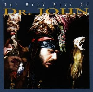 VERY BEST OF -16 TR.-, DR. JOHN, CD, 0095483355327