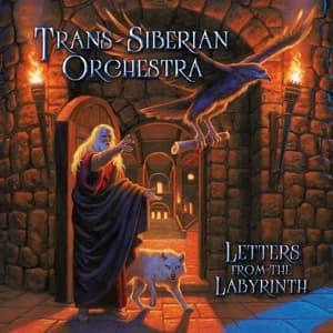 LETTERS FROM THE LABYRINTH, TRANS-SIBERIAN ORCHESTRA, CD, 0602547654328