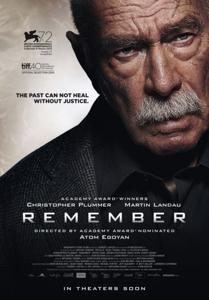 REMEMBER, MOVIE, DVD, 5414937033294