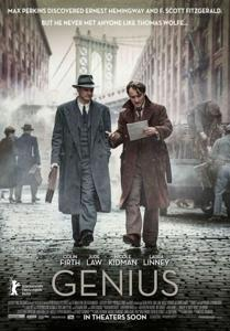 GENIUS, MOVIE, DVD, 5414937033362