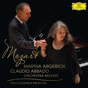 PIANO CONCERTOS, ARGERICH, MARTHA, CD, 0028947910336