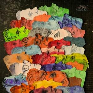 YEARS TO BURN, CALEXICO / IRON & WINE, CD, 4250506833428