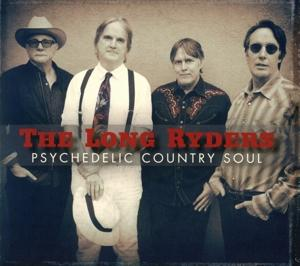 PSYCHEDELIC COUNTRY SOUL, LONG RYDERS, CD, 5013929173439