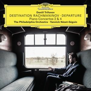 DESTINATION RACHMANINOV  DEPARTURE, TRIFONOV, DANIIL, CD, 0028948353354