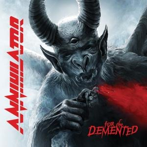 FOR THE DEMENTED -HQ-, ANNIHILATOR, LP, 0190296942358