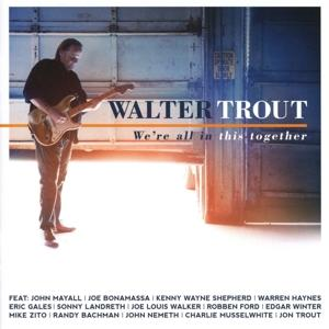 WE'RE ALL IN THIS.., TROUT, WALTER, CD, 0819873015369