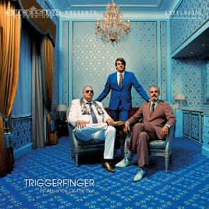 BY ABSENCE OF THE SUN, TRIGGERFINGER, LP, 8714374963749