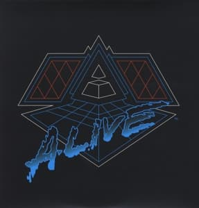 ALIVE 2007 -HQ-, DAFT PUNK, LP, 0825646225378