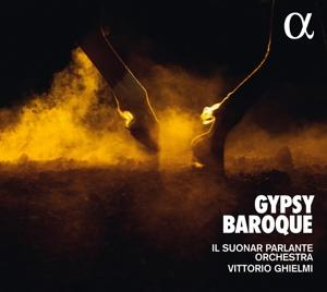 GYPSY BAROQUE, IL SUONAR PARLANTE ORCHES, CD, 3760014193927