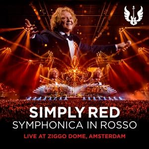 SYMPHONICA IN ROSSO - LIVE AT ZIGGO DOME AMSTERDAM, SIMPLY RED, CD, 4050538443981