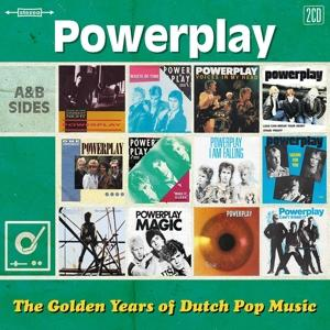 GOLDEN YEARS OF DUTCH POP MUSIC, POWERPLAY, CD, 0602567454410
