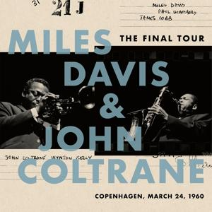 BOOTLEG SERIES 6: THE FINAL TOUR, DAVIS, MILES/JOHN COLTRANE, LP, 0889854987411