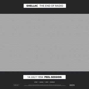 THE END OF RADIO, SHELLAC, LP, 0036172112418