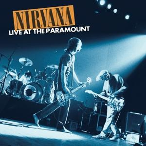 LIVE AT THE PARAMOUNT (180GR&DOWNLO, NIRVANA, LP, 0602577329418