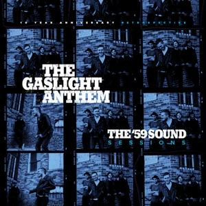 FIFTY NINE SOUND SESSIONS/INCL. PHOTOBOOK -ANNIVERS-, GASLIGHT ANTHEM, LP, 0603967171419