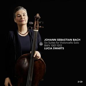 SIX SUITES FOR VIOLONCELL, BACH, JOHANNES SEBASTIAN, CD, 0608917278422