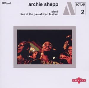 BLASE/LIVE AT THE PAN/AFR, SHEPP, ARCHIE, CD, 0803415253425