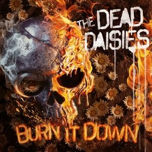 BURN IT DOWN -DIGI-, DEAD DAISIES, CD, 0886922859427