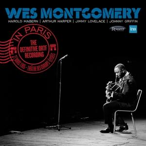 IN PARIS, MONTGOMERY, WES, CD, 0096802280429