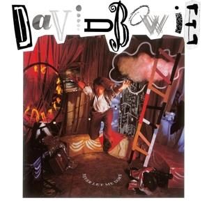 NEVER LET ME DOWN-REMAST-, BOWIE, DAVID, LP, 0190295671433
