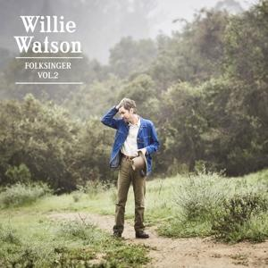 FOLKSINGER VOL.2, WATSON, WILLIE, LP, 0805147171435