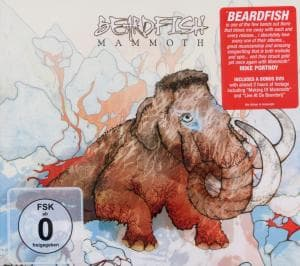 MAMMOTH -CD+DVD-, BEARDFISH, CD, 5052205054383