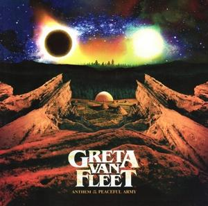 ANTHEM OF THE PEACEFUL ARMY, GRETA VAN FLEET, CD, 0602567964438
