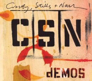 DEMOS, CROSBY, STILLS & NASH, CD, 0081227986438