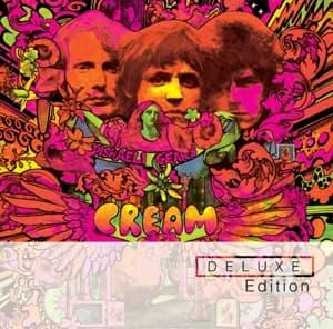 DISREALI GEARS (DELUXE EDITION), CREAM, CD, 0600753279441