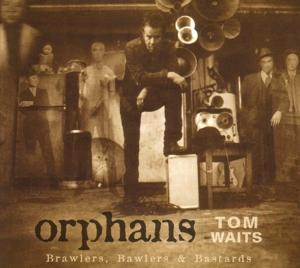ORPHANS BRAWLERS BAWLERS AND BASTAR, WAITS, TOM, CD, 8714092684421