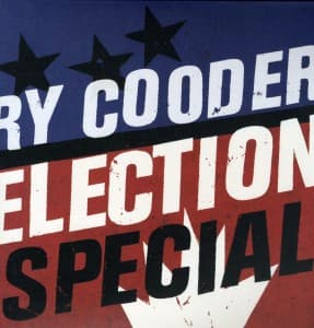 ELECTION SPECIAL -LP+CD-, COODER, RY, LP, 0075597961447