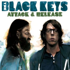 ATTACK & RELEASE, BLACK KEYS, CD, 5033197504520