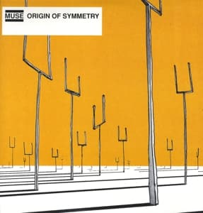 ORIGIN OF SYMMETRY, MUSE, LP, 0825646909452