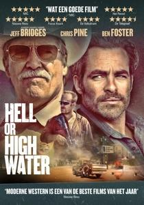 HELL OR HIGH WATER, MOVIE, DVD, 9789461874535