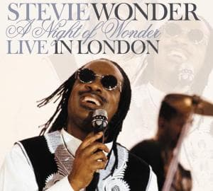 A NIGHT OF WONDER, WONDER, STEVIE, CD, 8712177054558