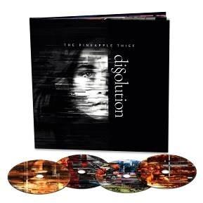 DISSOLUTION -EARBOOK-, PINEAPPLE THIEF, CD, 0802644854458