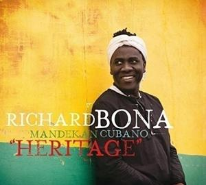 HERITAGE, BONA, RICHARD, CD, 0885150342459