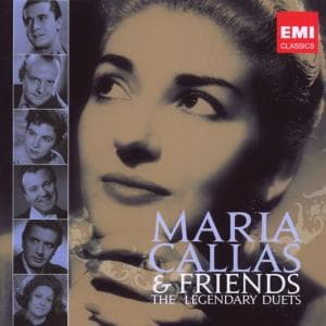 LEGENDARY DUETS, CALLAS, MARIA, CD, 5099969834622
