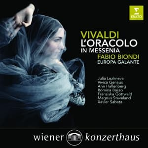 ORACOLO -LTD-, VIVALDI, ANTONIO, CD, 5099960254726