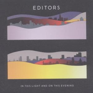 IN THIS LIGHT AND ON THIS EVENING, EDITORS, CD, 5414939074721