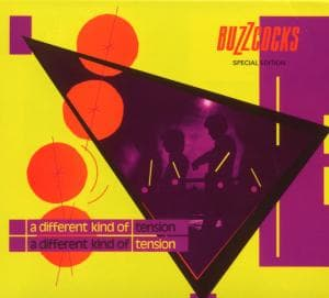 A DIFFERENT KIND OF TENSION, BUZZCOCKS, CD, 5099920734824