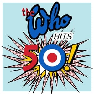 WHO HITS 50 (DELUXE EDITION), WHO, CD, 0602537940486