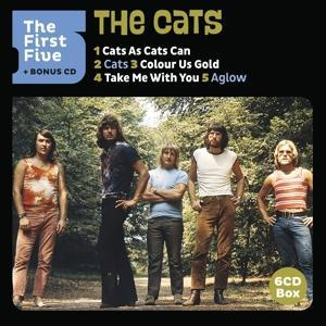 THE FIRST FIVE, CATS, THE, CD, 0602577581489