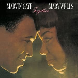 TOGETHER (180GR&DOWNLOAD), GAYE, MARVIN/WELLS, MARY, LP, 0600753536490