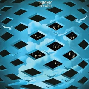 TOMMY, WHO, LP, 0602537157495
