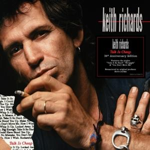 TALK IS CHEAP -ANNIVERS-, RICHARDS, KEITH, CD, 4050538424973