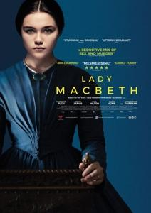 LADY MACBETH, MOVIE, DVD, 9789461875006