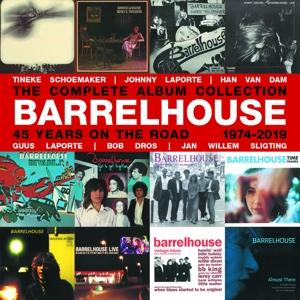 45 YEARS ON THE ROAD, BARRELHOUSE, CD, 8717931335188