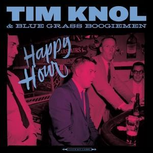 HAPPY HOUR, KNOL, TIM & BLUE GRASS BO, LP, 7439628255203